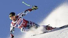 Pinturault führt im Slalom - Hirscher 4.