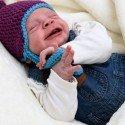 Geburt von Nila Gstach am 1. Dezember 2016