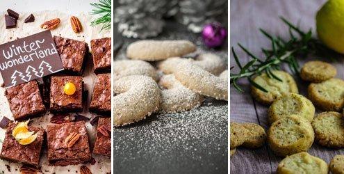Zehn Lieblings-Rezepte aus der weihnachtlichen Keksle-Küche