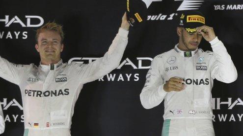 """Hamilton zu Rosberg-Rücktritt:""""Wird merkwürdig und traurig"""""""