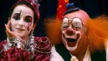 Clown Galetti und Tochter Mariza sagen Adieu