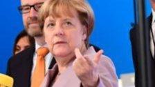 """Merkel und die Technik: """"Was ist denn das?"""""""