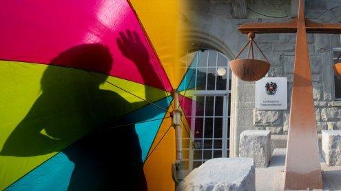 Nachbarinnen befetzten sich wegen Loch im Sonnenschirm