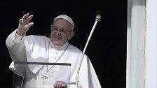 Appell des Papstes für minderjährige Flüchtlinge