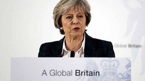 Theresa May will das Parlament über Brexit abstimmen lassen