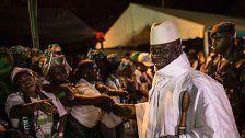 Vermittlungsversuch in Gambia gescheitert