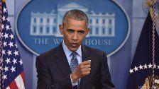 Obama gewährt 330 Verurteilten Strafnachlass