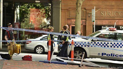 Auto raste in Melbourne in Menschenmenge – Drei Tote