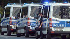 Deutsche Polizei stockt an Grenze zu Österreich auf