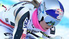 Sensation: Vonn gewinnt Abfahrt in Garmisch