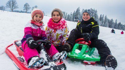 Winterwonderländle: Schnee und Minusgrade bis zum Wochenende