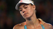 Australian Open: Aus für Angelique Kerber