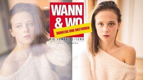 W&W-Shooting mit Alexandra