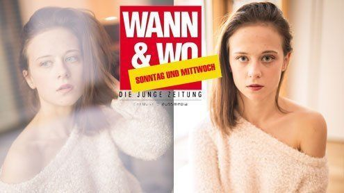 W&W-Shooting mit Alexandra