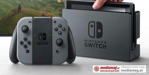 Alle Infos zur neuen Nintendo Switch