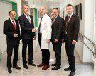 LKH Rankweil: Prim. Jan Di Pauli als Chefarzt bestätigt