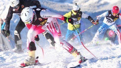 1.000 Sportler und 22 Kilometer auf der Piste - Der Weiße Ring live