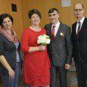 Hochzeit von Susanne Wetschnig  und Bernhard Bildstein