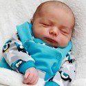Geburt von Luca Lenz am 11. Jänner 2017