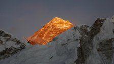 Können Berge ihre Höhe verändern?