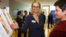 VOL.AT war live auf der Jobmesse in Dornbirn!