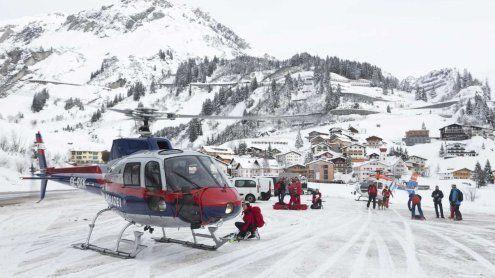 Klostertal: Wintersportlerin bei Lawinenabgang getötet