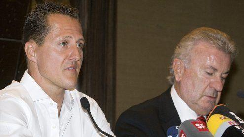 Ex-Manager Willi Weber übt harte Kritik an Schumachers Familie