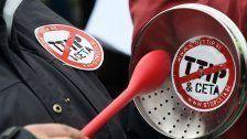 Volksbegehren gegen TTIP startet