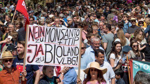 Ab heute: Volksbegehren gegen Ceta, TTIP und Tisa beginnt