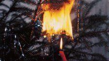 Erfreuliche Bilanz: Kaum Weihnachtsbrände