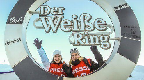 Der Weiße Ring in Lech: Die besten Bilder der Afterraceparty
