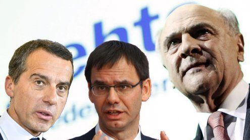 Liveticker: Die ersten Reaktionen auf den Rücktritt von Erwin Pröll