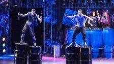 Rhythmusspektakel STOMP: Tickets gewinnen