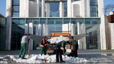 Deutsches Kanzleramt für Begrenzung bei Gehältern
