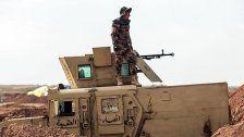 Anti-IS-Offensive auf Mossul hat begonnen