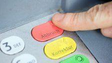 Bankomatgebühren: Verbot nicht zielführend