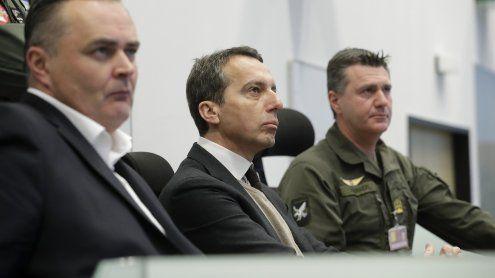 Eurofighter: Kanzler Kern beruft den Nationalen Sicherheitsrat ein