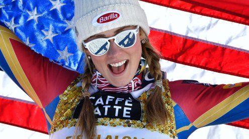 Der Titel-Hattrick ist perfekt! Slalom-Gold geht an Shiffrin
