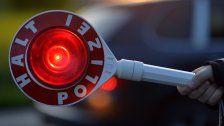 Deutschland: Autofahrer mit 4,6 Promille gestoppt