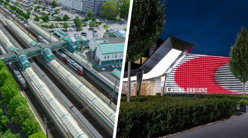 Casino Bregenz und Seequartier mit neuen Bauplänen - ohne ZIMA