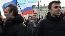 Russland: Putin-Kritiker Nawalny verhaftet