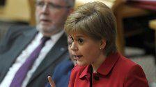 Schottland stimmt über Unabhängigkeit ab