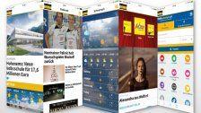 Die neue VOL.AT App: Das kann die Startseite