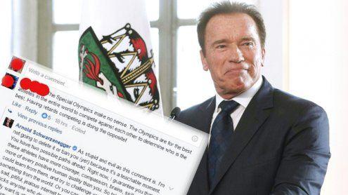 So zerlegt der Terminator Hasspostings auf Facebook!