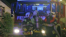 Riezlern: Brand durch vergessenen Kochtopf