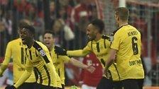 Dortmund im Cup Finale - Sieg gegen die Bayern!