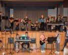 Musikschüler rockten in Alberschwende