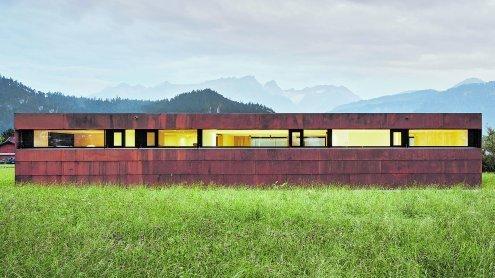 Penthouse-Haus in Ludesch