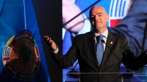 Jetzt kommt er doch: FIFA- Präsident kündigt Videobeweis an