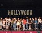 Schüler holten Hollywood in den Auer Dorfsaal